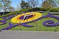 Horloge fleurie Parc Jardin Anglais Genève 3.jpg