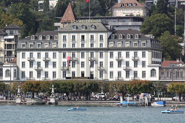 Hotel National Luzern Restaurant