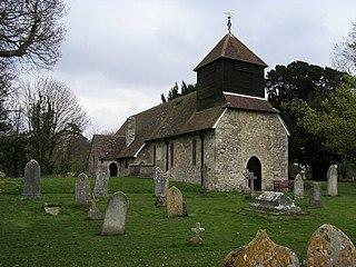 Hound, Hampshire village in United Kingdom