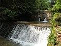 Hrádza na Šútovskom potoku - panoramio.jpg
