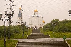 Спас-на-Водах (Мурманск)
