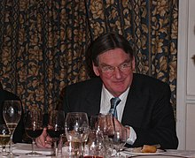 Hugh Johnson in 2003