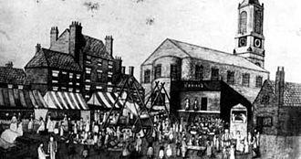 Hunslet - The Hunslet Feast in 1850