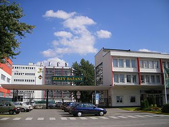 Hurbanovo - Image: Hurbanovo 1