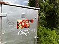 Huron Park spur - Milepost 3.23 (at Hayward Ave.) - panoramio.jpg