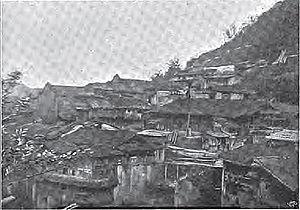 Kucheng massacre - Hwasang Mountain Village, where the massacre occurred