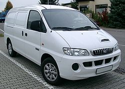 Hyundai Starex (first generation)