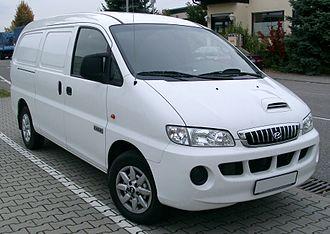 Hyundai Starex - Hyundai H-1 (1999-2005)