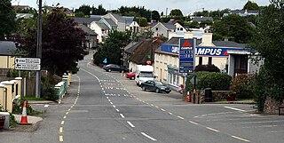 Blackwater, County Wexford Village in Leinster, Ireland