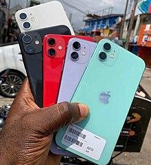 iPhone 11 - Wikipedia