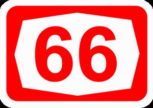 Highway 66 (Israel) - Image: ISR HW66