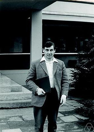 Ian G. Macdonald - Ian G. Macdonald at Oberwolfach in 1977