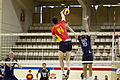 Ibán Pérez - Bilateral España-Portugal de voleibol - 04.jpg