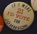 If I Were 21 I'd Vote For Johnson (2695159578).jpg