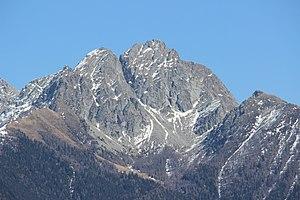 Klettersteig Ifinger : Peter s bergseiten heini holzer klettersteig