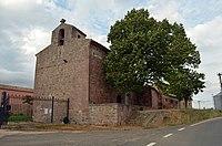 Iglesia de San Miguel - Cábrega (Navarra) 1.jpg