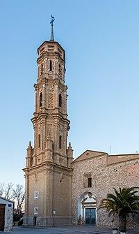 Iglesia de Santa María Magdalena, Lécera, Zaragoza, España, 2017-01-04, DD 102.jpg