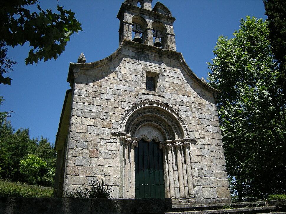 Igrexa de San Pedro de Portomarín, Portomarín