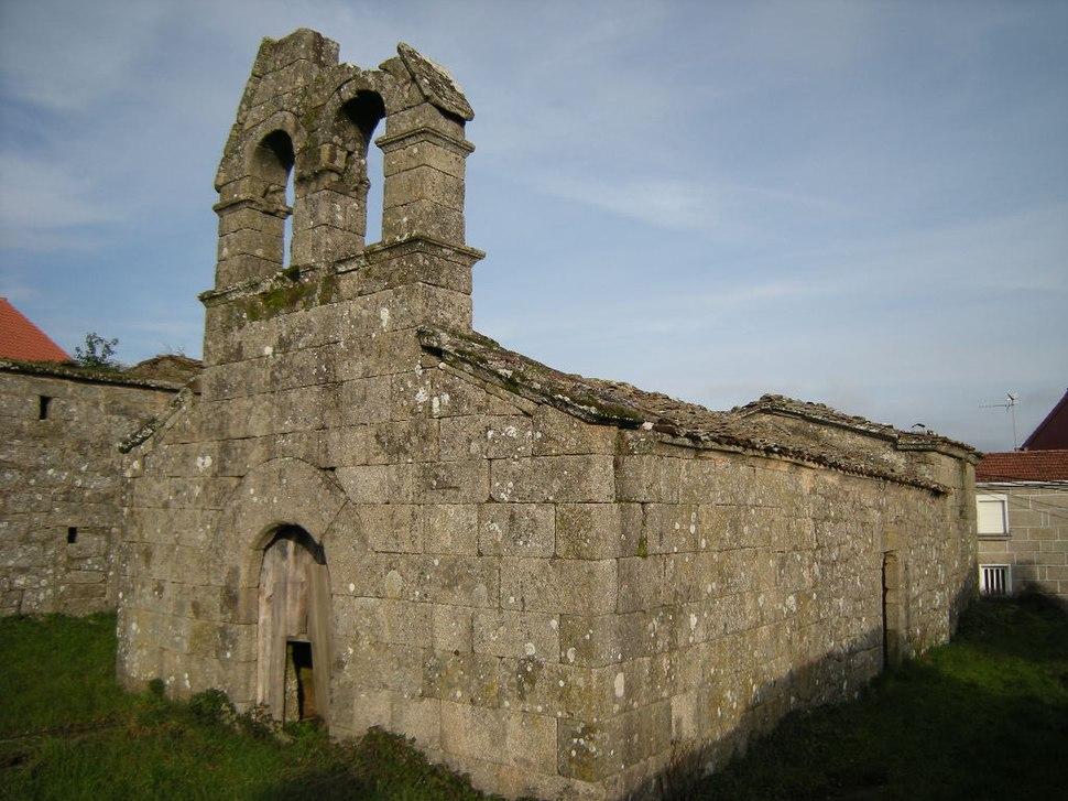 Igrexa de Santa María de Cualedro, Cualedro