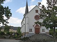 Iischpelt bei der Kierch.JPG