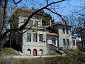 Ikšķile, gleznotāja J. Kugas māja 2003-04-26.jpg