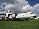 Il-76M (CCCP-86047) at Central Air Force Museum pic2.JPG