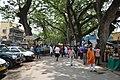 Immigration Check Queue - Jessore Road - Petrapole - North 24 Parganas 2015-05-29 1328.JPG