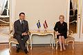 Ināra Mūrniece tiekas ar Zviedrijas vēstnieku (15664130834).jpg