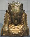 India, uttar pradesh, immagine processionale di shiva come mahadeva, 800-1000.JPG