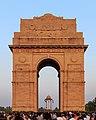 India Gate in New Delhi 03-2016.jpg