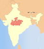 India Madhya Pradesh locator map.svg