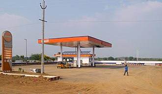 Indian Oil Corporation - IOCL Petrol Pump in Khammam