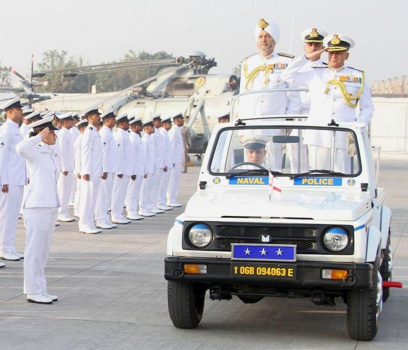 Indian navy vice admiral