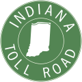 Indiana Toll Road logo 1968.svg
