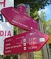 Indicación del Camí de Cavalls (24 de julio de 2017, acceso a la urbanización de Punta Grossa).jpg 01.jpg