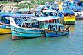 Indien Tamil Nadu Cuddalore Old Town Boats.jpg