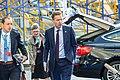 Informal meeting of economic and financial affairs ministers (ECOFIN). Arrivals Jeroen Dijsselbloem (37255821875).jpg