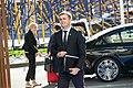 Informal meeting of environment ministers. Arrivals Tomislav Ćorić (35781320101).jpg
