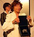 Inge Schönthal-Feltrinelli, Karlspreis für europäische Medien, 1.jpg