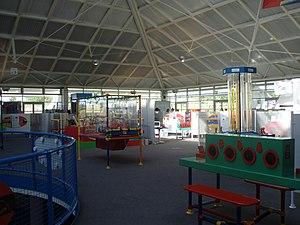 Winchester Science Centre - Image: Intech internal P1010036