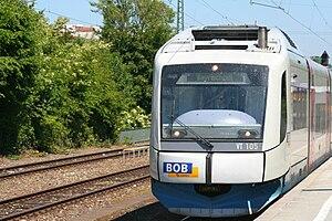 Bayerische Oberlandbahn - Image: Integral Bayerischen Oberlandbahn