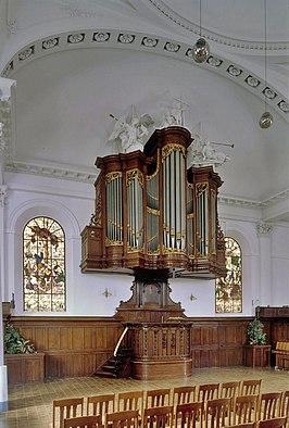 Doopsgezinde kerk (Lee...