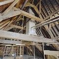Interieur, zolder, kapconstructie - Schiedam - 20331106 - RCE.jpg