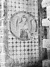interieur muurschildering xiii eeuw - deventer - 20054936 - rce
