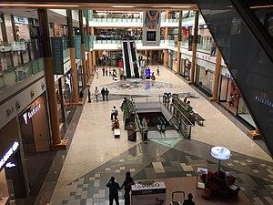 Orion Mall - Mall interior