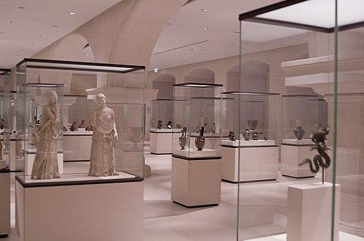 Interior of Petit Palais 03