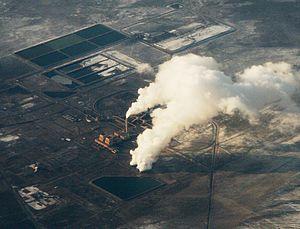 Intermountain Power Plant - Image: Intermountain Power Project UT 2009