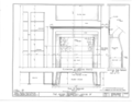 Irvine Estate, Miller's House, Irvine, Warren County, PA HABS PA,62-IRV,2B- (sheet 4 of 7).png