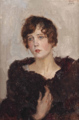 Isaac Israels - Gertie in a Fur Coat.png