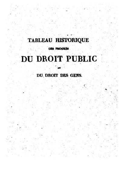 File:Isambert - Tableau historique des progrès de droit public et du droit des gens, 1832.djvu